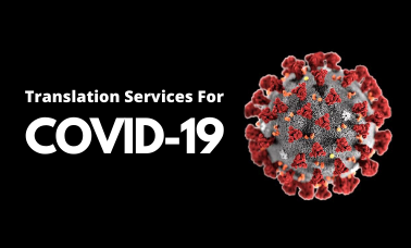 Translation Services For COVID-19