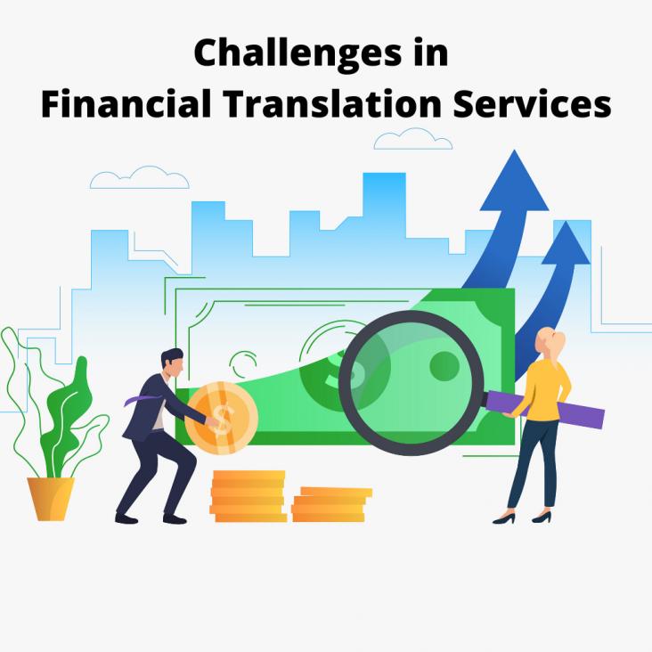 Challenges In Financial Translation Services - Vanan-Translation
