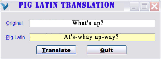 Pig Latin Transation - Meaning-Rules-How-To-Speak